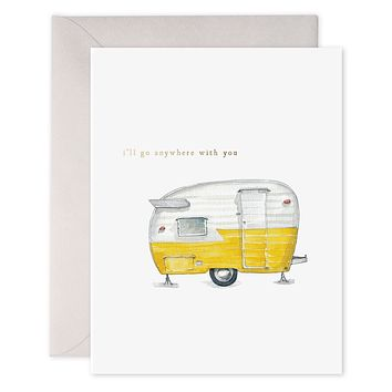 Camper Love Card