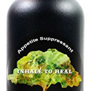 Inhale to Heal Natural Appetite Suppresant Essential Oil Blend 1 Ounce