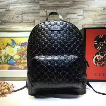 GUCCI classic travel bag backpack