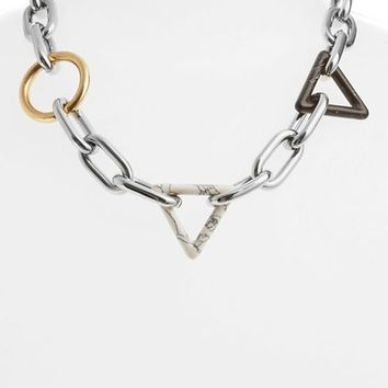 Alexander Wang Link Collar Necklace | Nordstrom