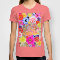 Is This Love II T-shirt by RichCaspian