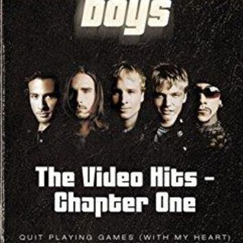 Backstreet Boys - Backstreet Boys - Video Hits, Chapter One
