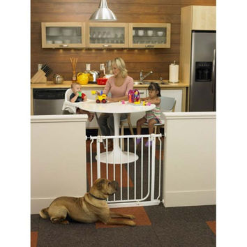 North States Easy-Close Wall Mounted Pet Gate