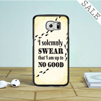 harry potter quote 2 Samsung Galaxy S6 Case