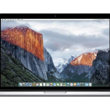 "Apple - MacBook Pro with Retina display (Latest Model) - 13.3"" Display - 8GB Memory - 128GB Flash Storage - Silver"