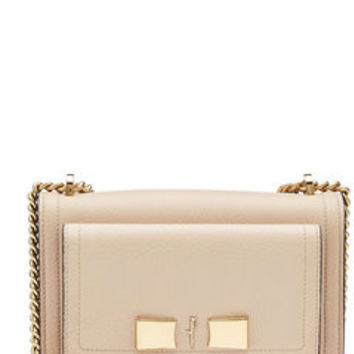 Leather Shoulder Bag - Salvatore Ferragamo | WOMEN | US STYLEBOP.COM