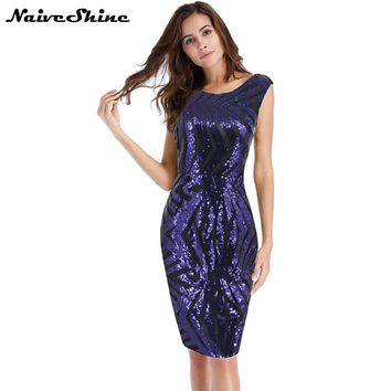 83cc5e6073 Best Navy Sequin Dress Products on Wanelo