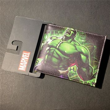 Deadpool Dead pool Taco  DC Drift Series Wallet Purse10 of super heros Punisher Hulk Iron Man Venom Flash Thor Clown  Cartoon Wallet AT_70_6