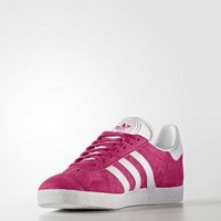 adidas Gazelle Shoes - Pink | adidas US