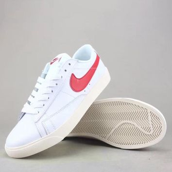 Wmns Nike Blazer Low Sd Women Men Fashion Casual Low-Top Old Skool Shoes