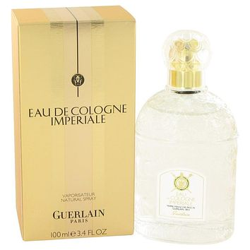 Imperiale Eau De Cologne Spray By Guerlain For Men