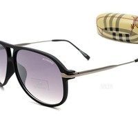 Burberry sunglass AA Classic Aviator Sunglasses, Polarized, 100% UV protection [2974244844]