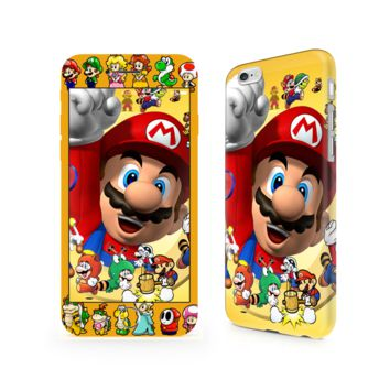 Super Mario iPhone 6/6 Plus Skin