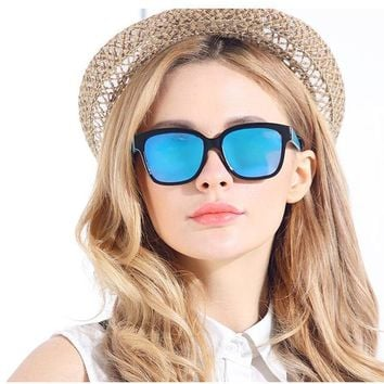 Day-First™ Fashion Polarized Sunglasses Color Film Glasses