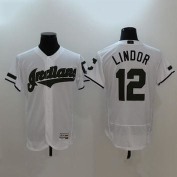 Men's MLB Buttons Baseball Jersey HY-17N11Y17D