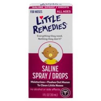 little remedies : Target