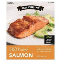 High Liner BBQ Rubbed Salmon 8 oz