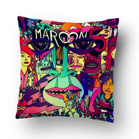 Maroon 5 Pillow Cover