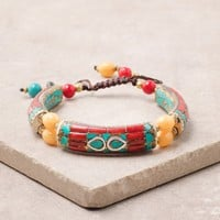 Six Lokas Gemstone Bracelet