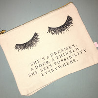 Dreamer Make Up Bag