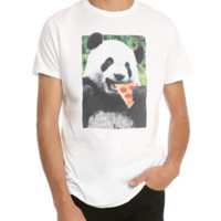 Toddland Pizza Panda T-Shirt