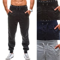 Korean Pants Sportswear [10809528387]