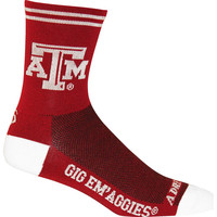 Texas A&M Aggies NCAA Cycling Socks