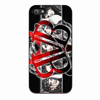 Black Veil Brides logo 30d5fb35-dfa7-470c-8f89-851b15994bbc FOR iphone 5 CASE *RA*