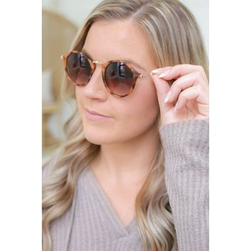 Glimpse of Daylight Sunglasses - Tortoise
