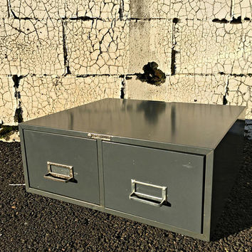 Steelmaster File Cabinet Metal