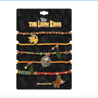 The Lion King The Broadway Musical - Bracelet Set