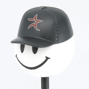 MLB Houston Astros Baseball Cap Antenna Topper