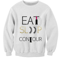 Eat. Sleep. Contour.😻💅🏽