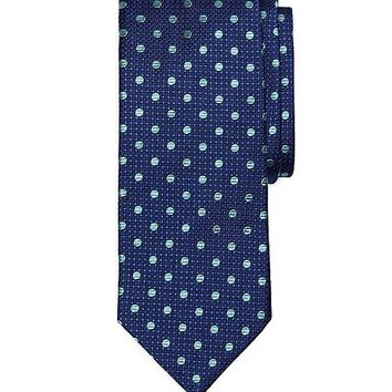 Satin Dot Tie - Brooks Brothers