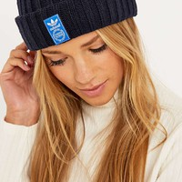 adidas Navy FM Beanie - Urban Outfitters