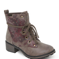 Roxy Bowman Lace Up Boots at PacSun.com