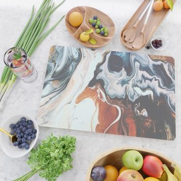 Move with me Cutting Board by duckyb