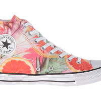 Converse Chuck Taylor® All Star® Fruit Slices Graphic Hi Orange/Green/White - Zappos.com Free Shipping BOTH Ways