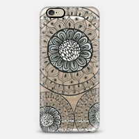 Mandala II iPhone 6 case by Li Zamperini Art | Casetify