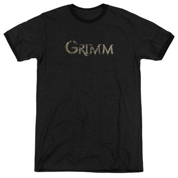 Grimm - Logo Adult Heather