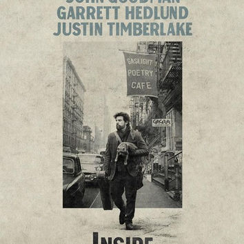 Inside Llewyn Davis Movie Poster 11x17