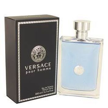 Versace Pour Homme Eau De Toilette Spray By Versace For Men