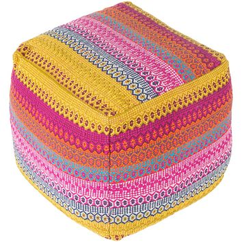 Talara 18 x 18 x 18 (inches) Pouf