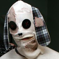 ONE OF A KIND - Cosplay Patchwork full head mask