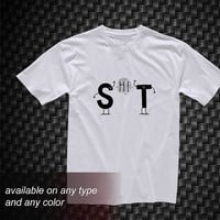 s hi t Tshirt Casual Wear Sporty Cool T shirt Funny Shirt Cute Direct to garment