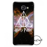 Harry Potter Deathly Hallows Samsung Galaxy A7 Case | casescraft