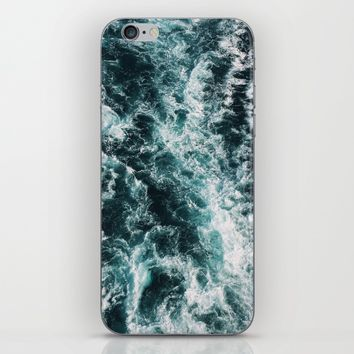 Ocean Waves iPhone & iPod Skin by PRODUCTPICS