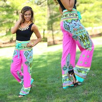 Beautiful Bohemian Pants