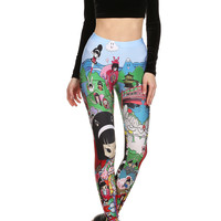 Sean Danconia: Kawaii Kouture Leggings