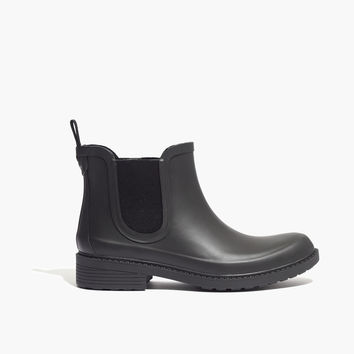 The Chelsea Rain Boot : | Madewell